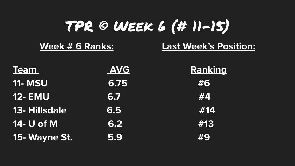 TPR week 6 (2)
