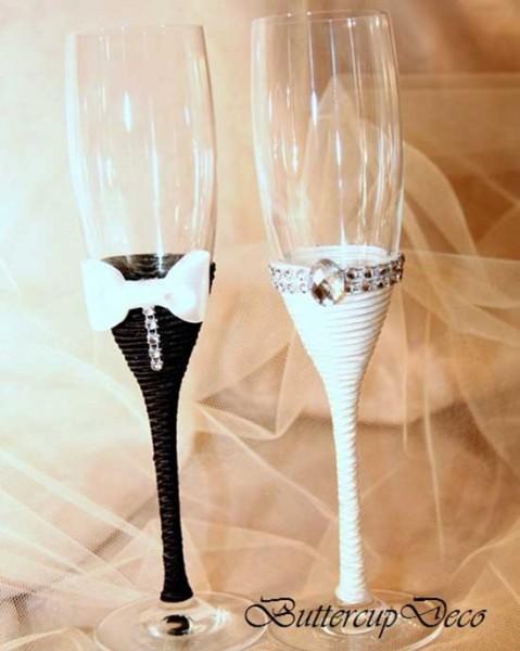 Bicchieri personalizzati originali per il brindisi del