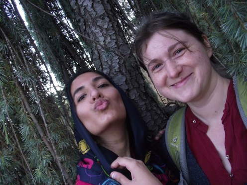 Victoria 2017: with Sepideh