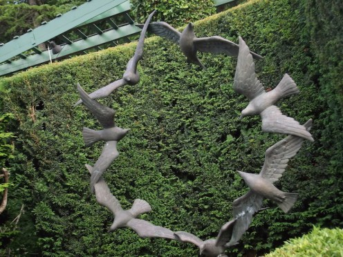 Butchart Gardens 2017