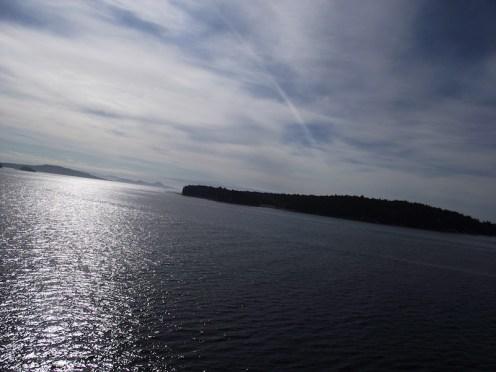 ferry from Swartz to Tsawwassen 2017