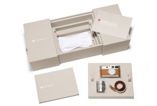 Limited special edition The Leica M9-P Edition Hermès-6