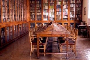 centro Cultural de Los Ejércitos, biblioteca