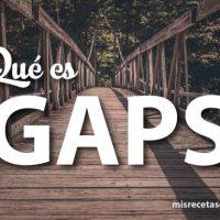 ¿ Qué es GAPS ?