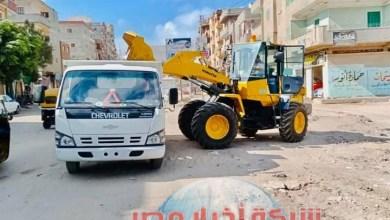 Photo of رفع 2194 طن مخلفات وقمامة بمراكز ومدن كفر الشيخ خلال أيام العيد .