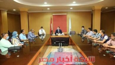 "Photo of نائب محافظ كفرالشيخ يطلق برنامج "" ديواني كفء """