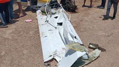 Photo of محافظ البحر الأحمر: سقوط طائرة شراعية خاصة بالجونة بسبب عطل مفاجئ.
