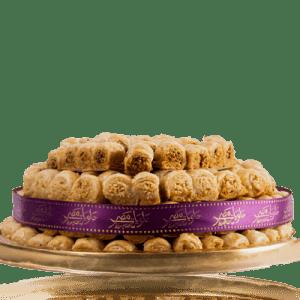 Baklawa Kol Wish-kor Cashew