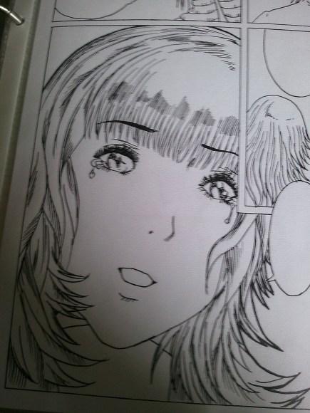 Als ich das Manga zeichnen für mich entdeckt habe...