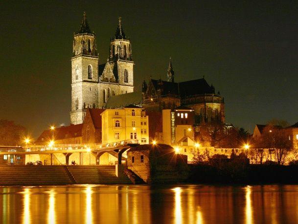 Bildquelle: Prinz Wilbert @ Flickr, gefunden auf: Dom zu Magdeburg Image Source