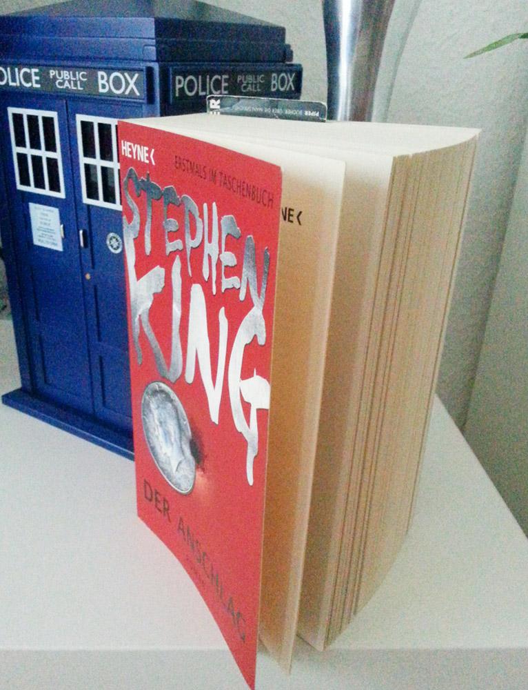 Der Anschlag, Stephen King