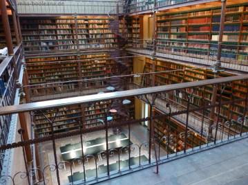 Bibliothek im Rijksmuseum