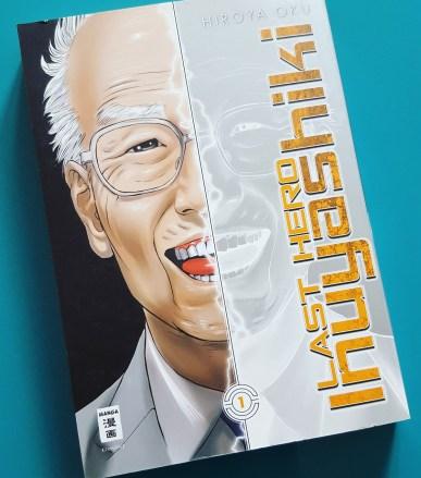 Last Hero Inuyashiki - erschienen bei EMA