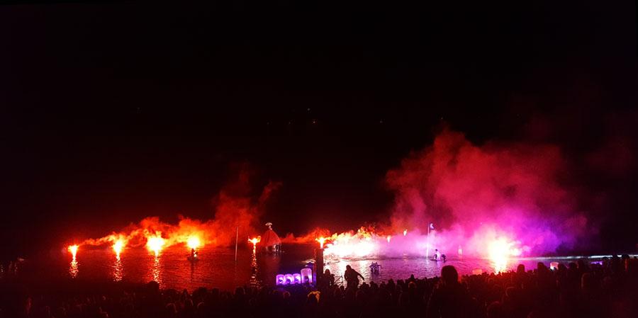 Festival La Notte, Magdeburg 2018
