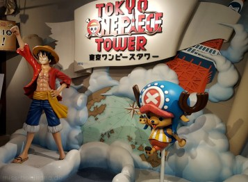 Ruffy und Chopper!