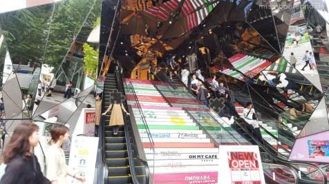 Kaufhaus in Omotesando