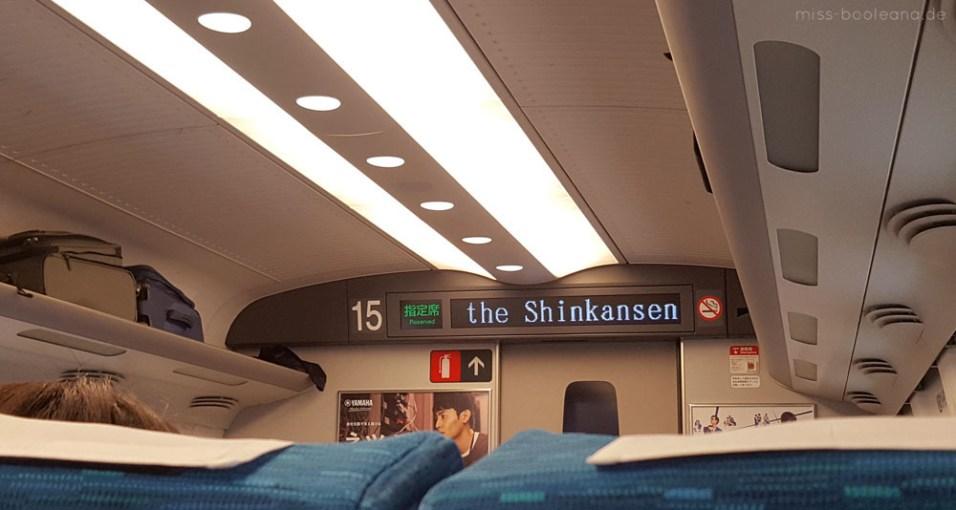 Shinkansen-fangirling!!!