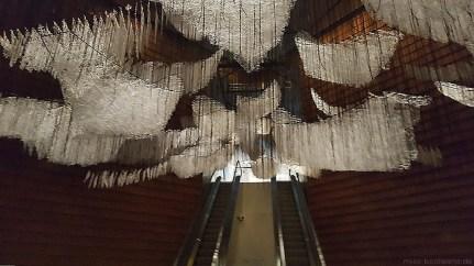 Mori Art Museum - leider verwackelt