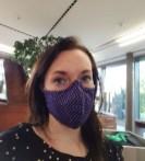 artig mit Maske #Coronakrise