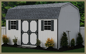 Highwall Barn Cabana - base model