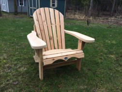 chaise Adirondack chairs