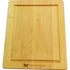 rectangular custom cutting board