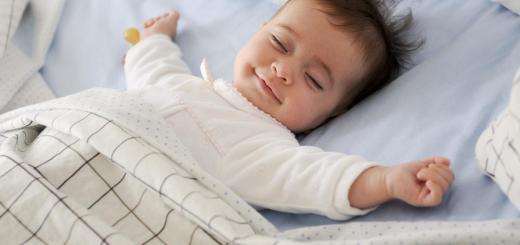 Сколько должен спать ребёнок? Нормы сна
