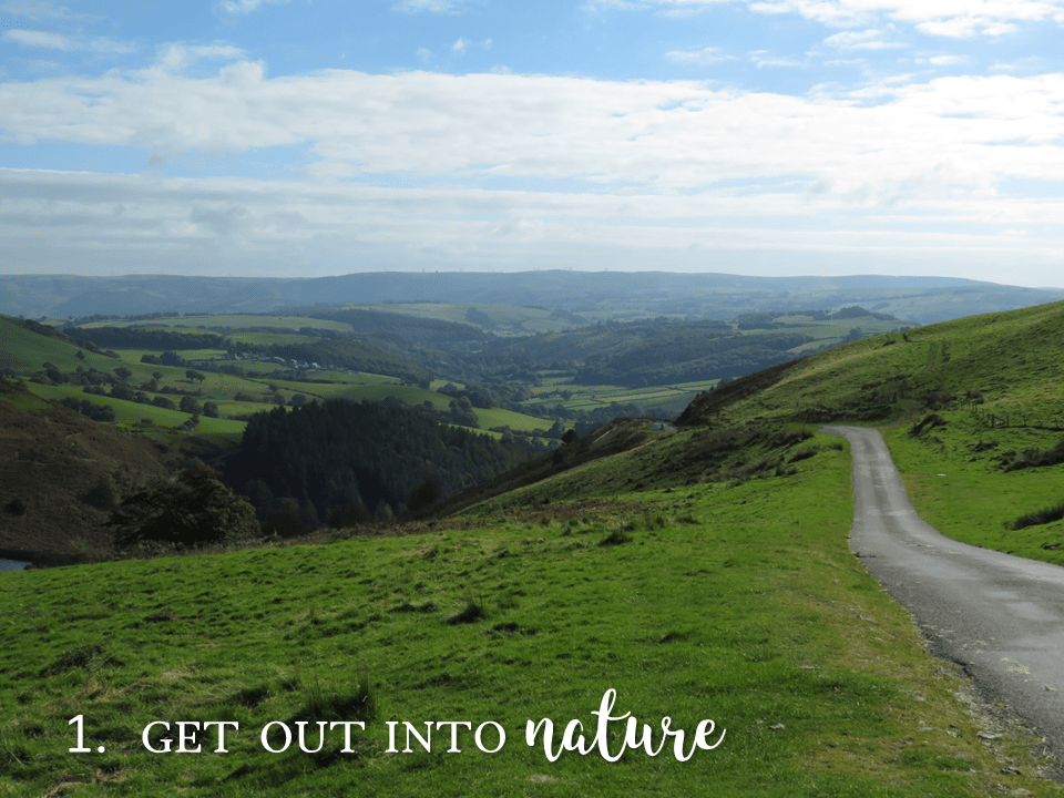 11 Lessons from a Digital Detox: Get out into nature