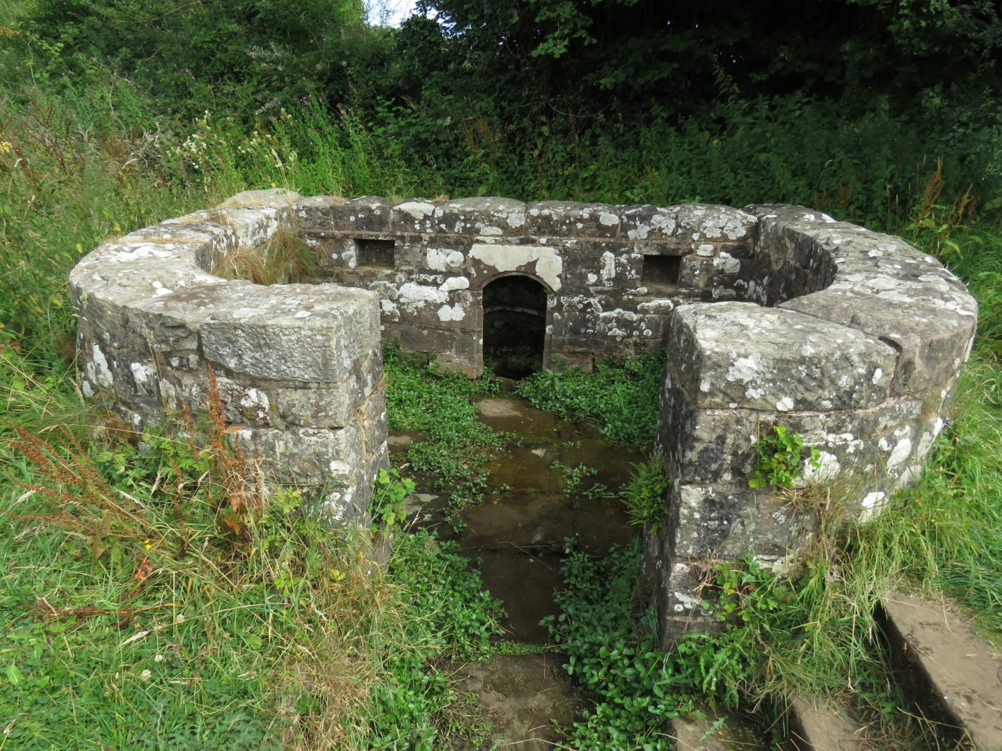 Virtuous Well, Trellech, Wales
