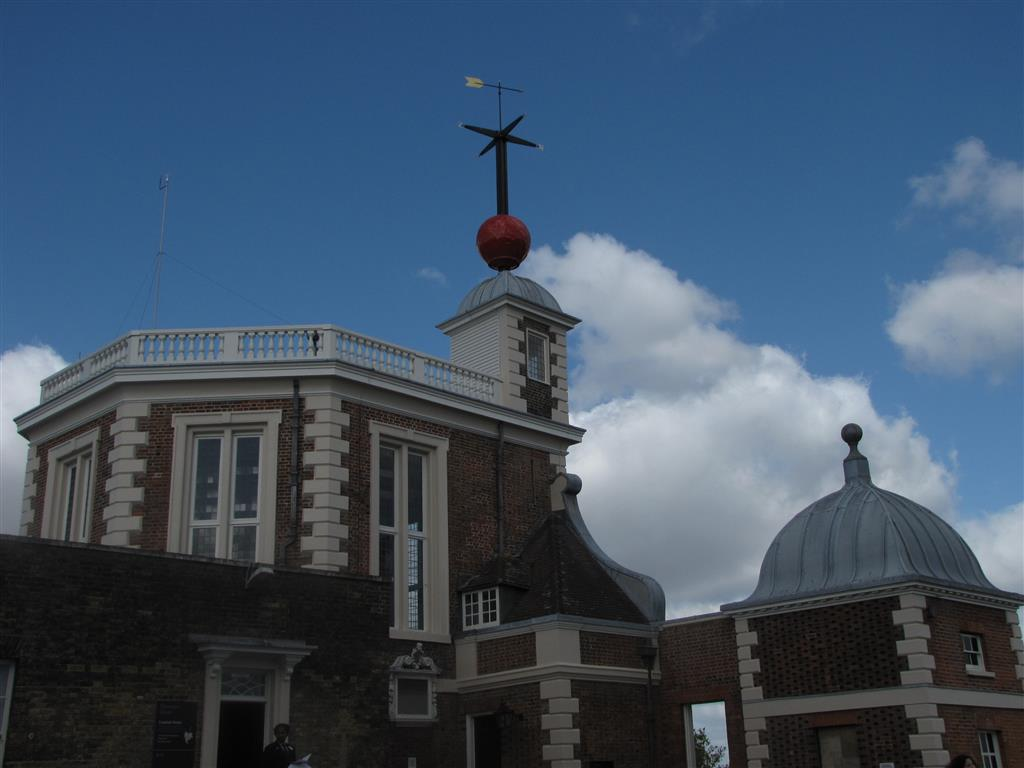 Visiting the Royal Observatory, Greenwich, London