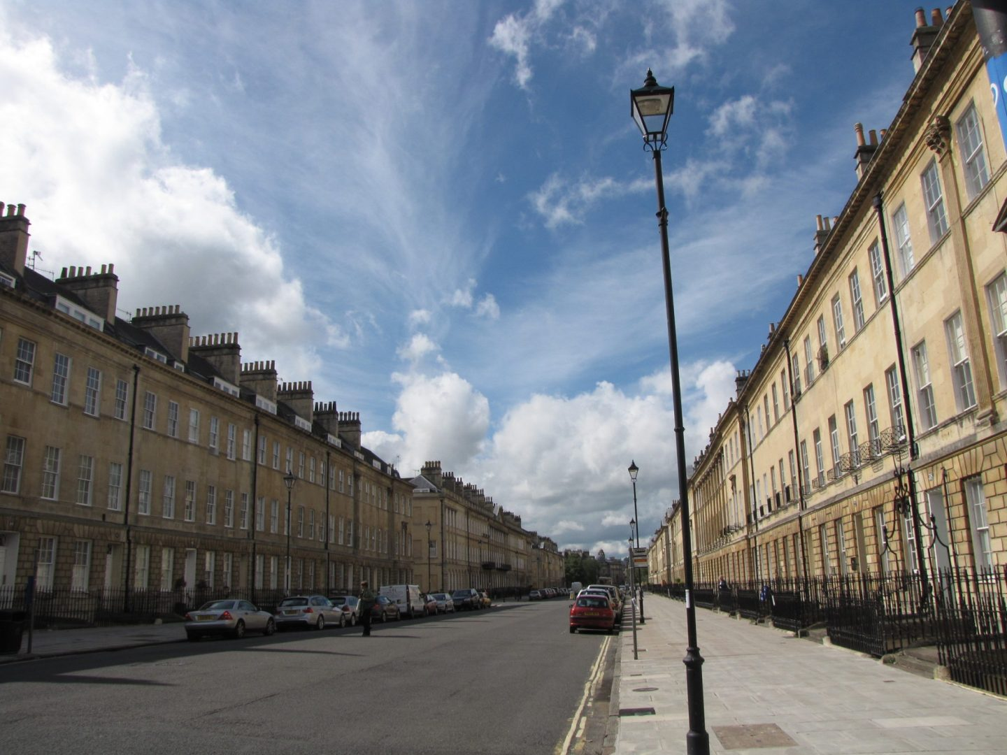 Great Pulteney Street, Bath, England