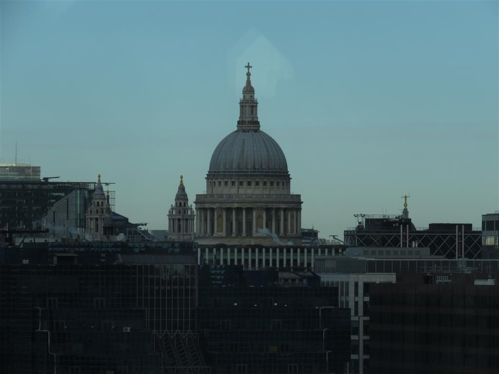 Dome of St. Paul's Cathedral, London