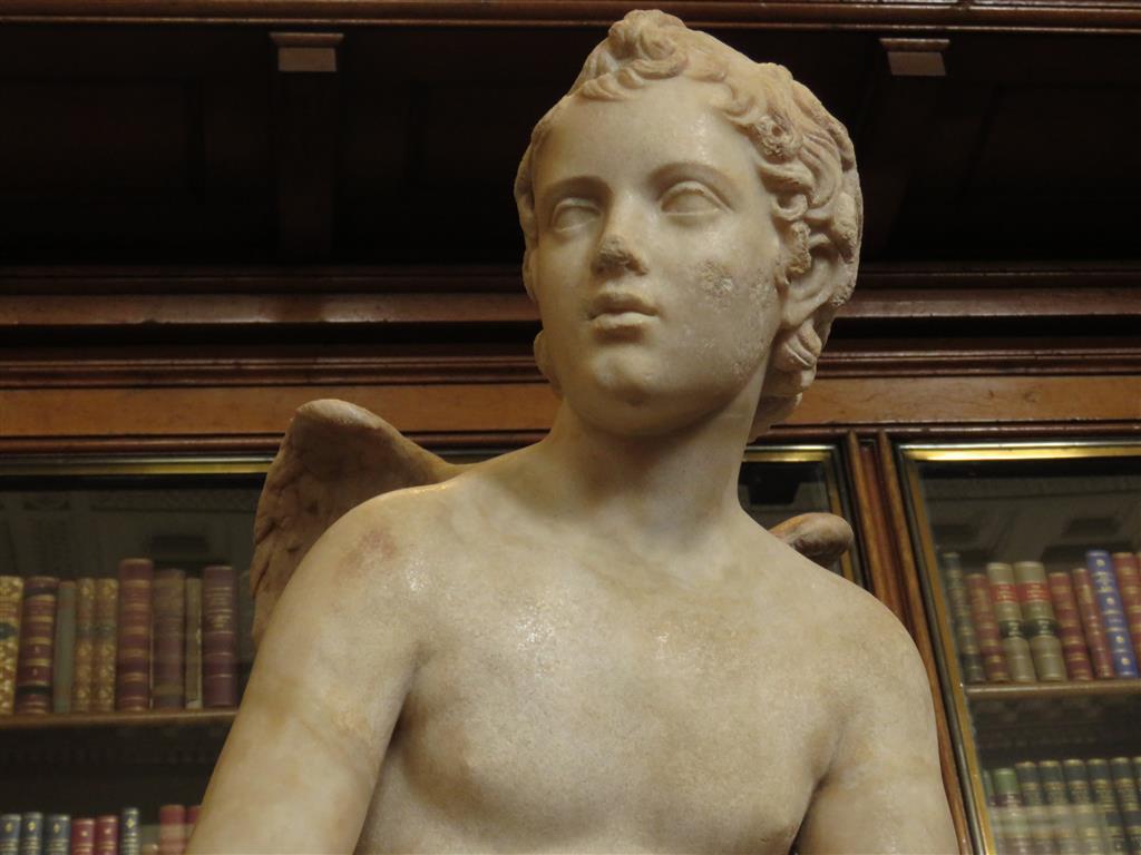 Cupid, Enlightenment Gallery, British Museum, London