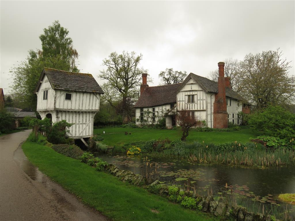 Visiting National Trust Brockhampton Estate