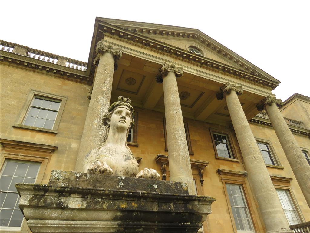 Visiting the National Trust's Croome Court