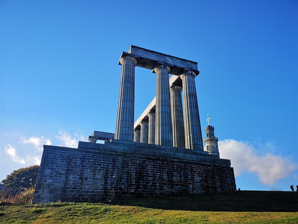 National Monument, Calton Hill, Edinburgh