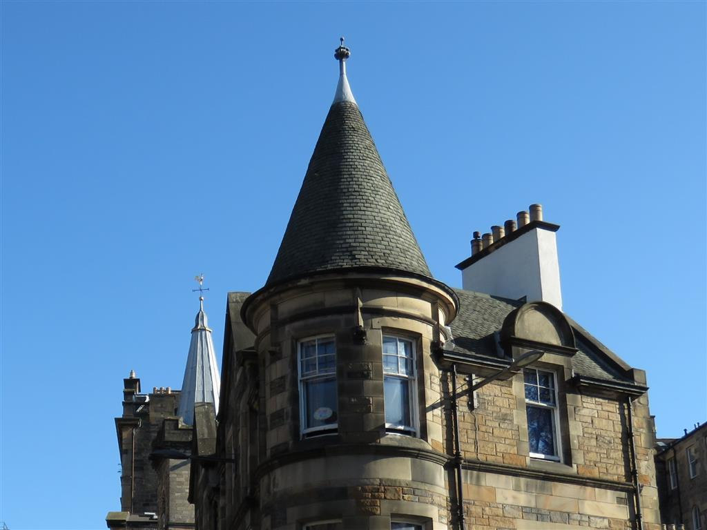 Around and about in Edinburgh, Scotland