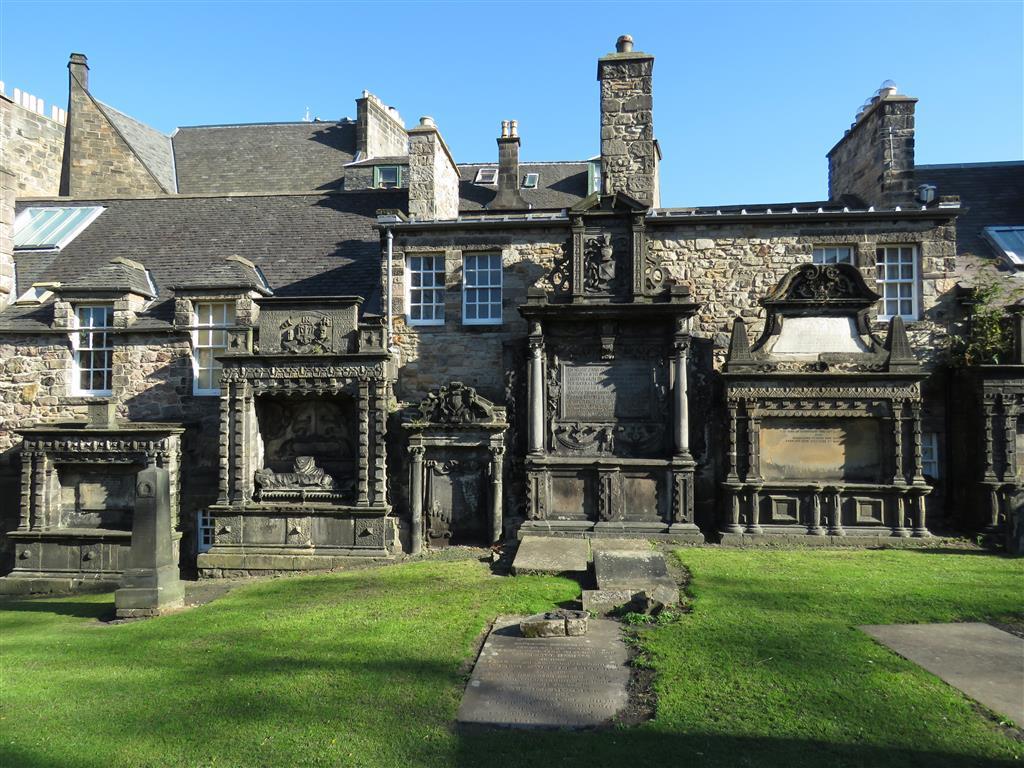 Greyfriars Kirkyard, Edinburgh