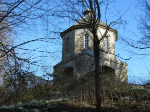 Pigeon House at Painswick Rococo Garden