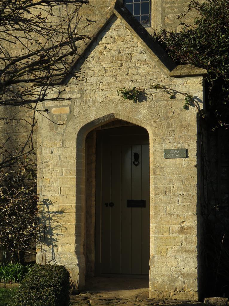 Doorway, Cotswolds