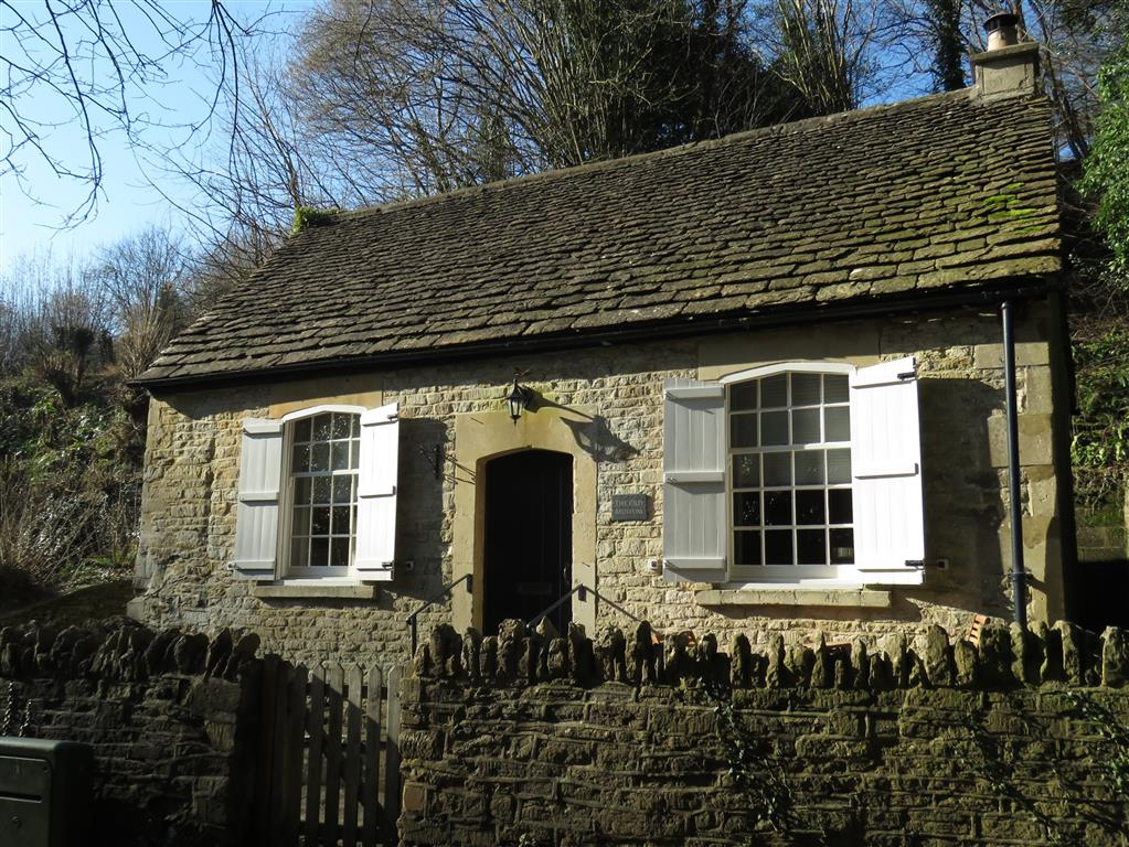 Cottage in Castle Combe, Wiltshire