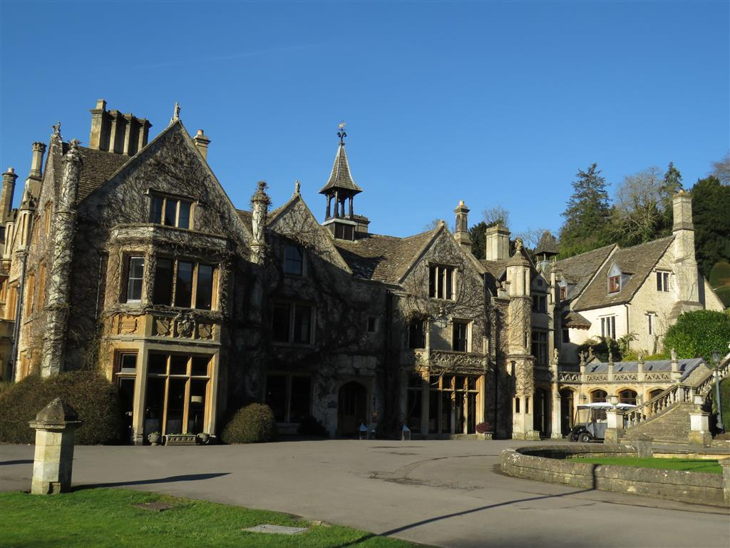 Manor House Hotel, Castle Combe, Wiltshire