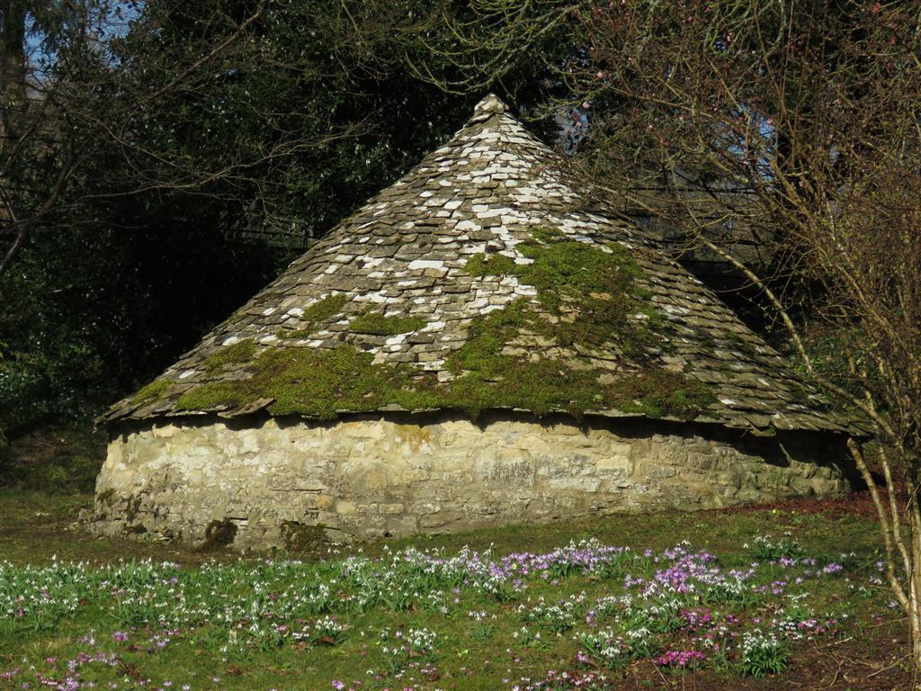 Ice House. Colesboourne Park