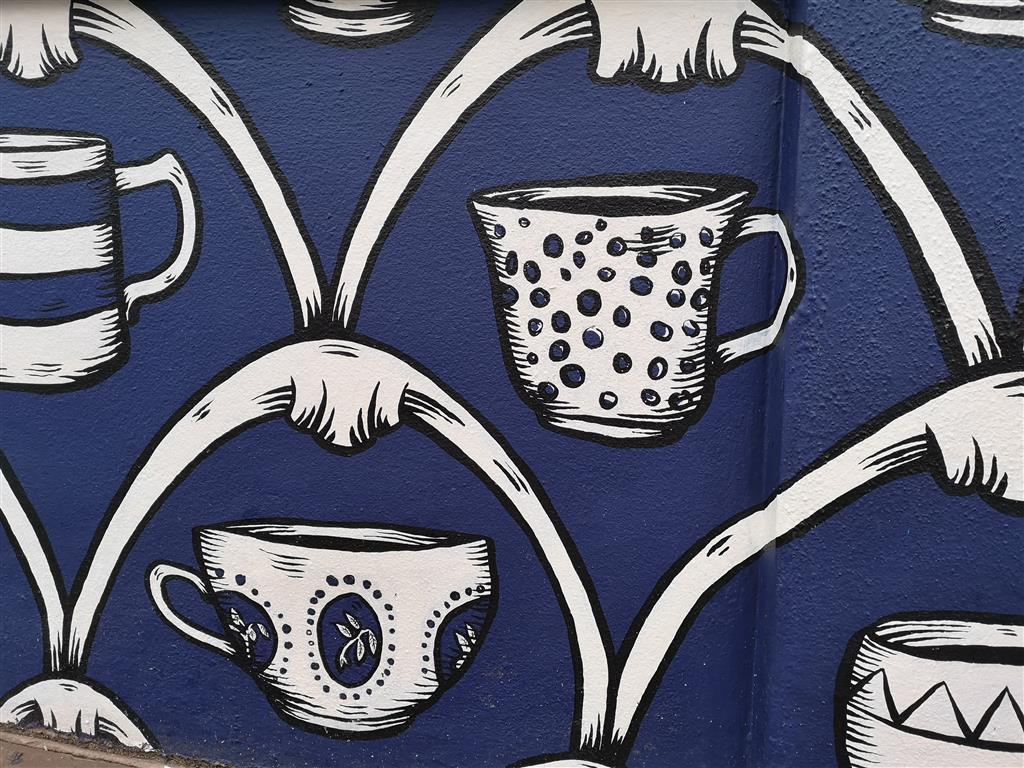 Bird and Blend Tea, Bristol
