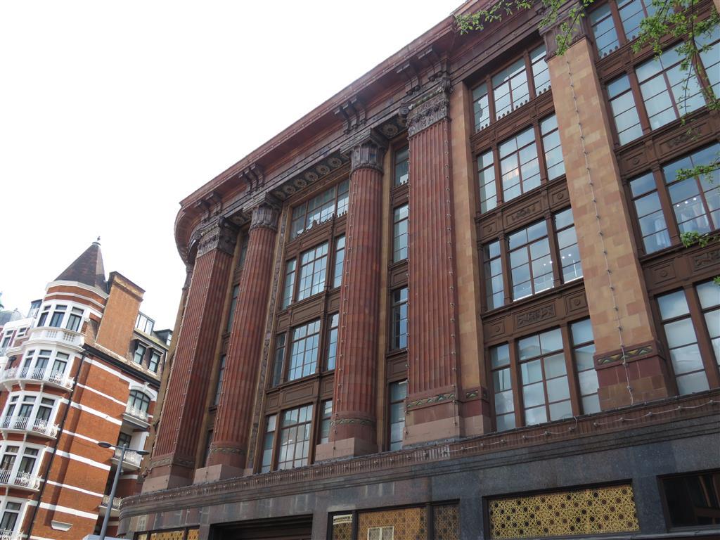 Harrod's Department Store