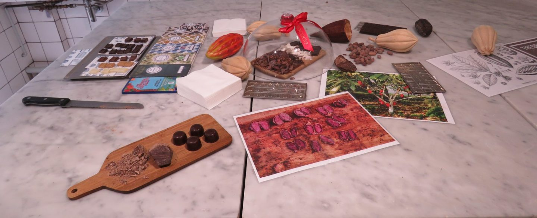 Rococo Chocolates in Belgravia, London
