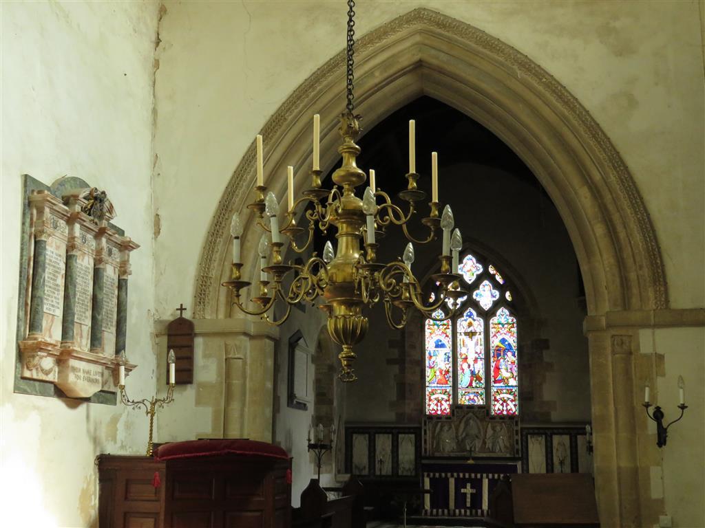 Visiting Rousham Church, Oxfordshire, England