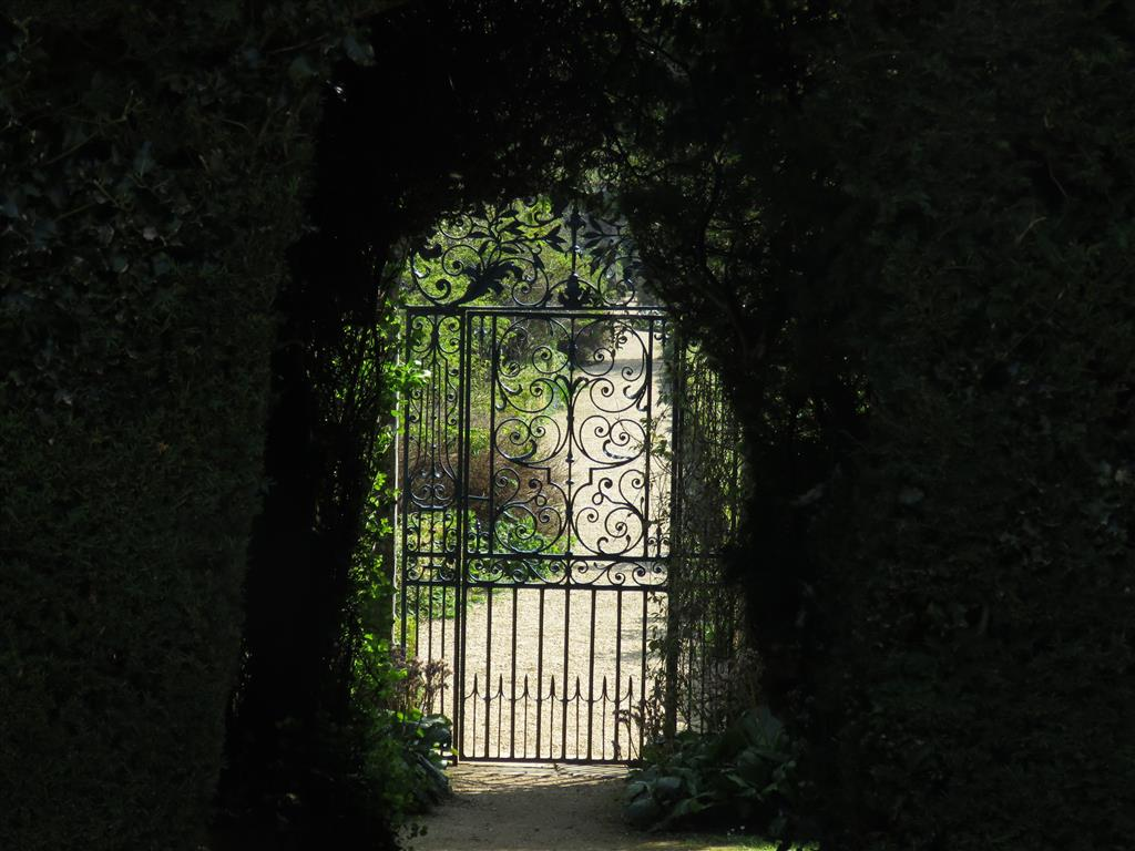 Walled Garden, Rousham Gardens, Oxfordshire, England