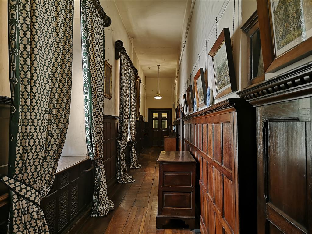 Visiting the National Trust's Tredegar House, Wales