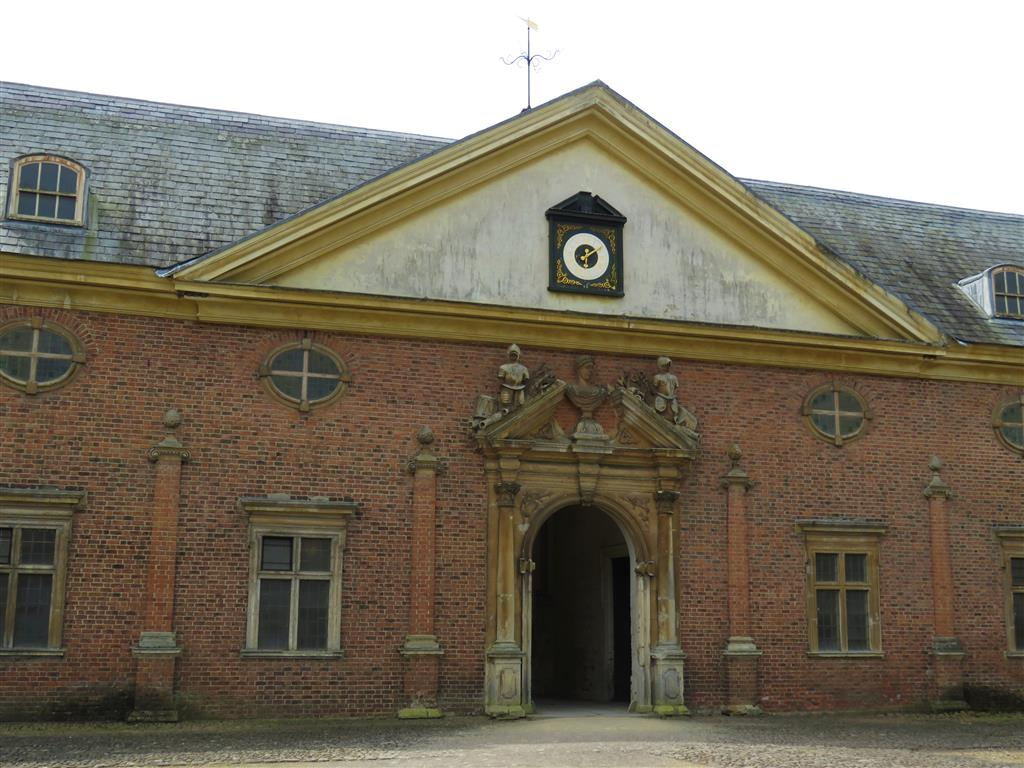 Visiting Tredegar House, Wales